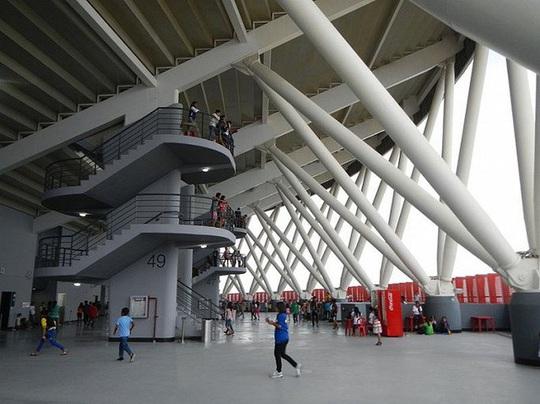 Những điều chưa biết về nơi tổ chức lễ khai mạc SEA Games 30 - Ảnh 2.
