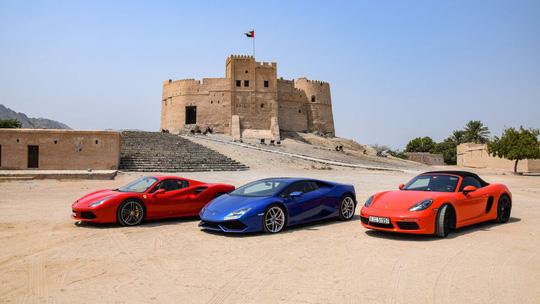 Giới nhà giàu Trung Đông tiêu tiền như thế nào? - Ảnh 3.