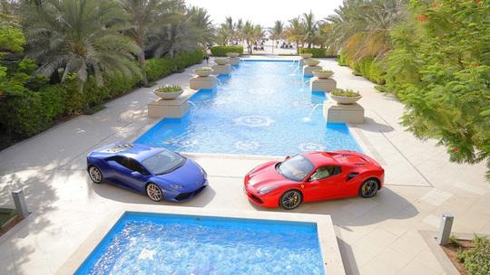 Giới nhà giàu Trung Đông tiêu tiền như thế nào? - Ảnh 4.