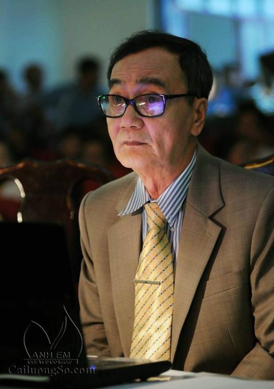 NSƯT Hữu Lộc qua đời vì tai biến - Ảnh 3.