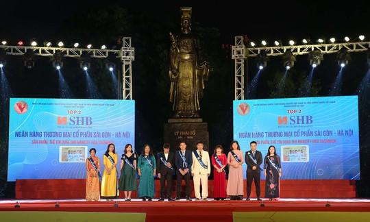 SHB là doanh nghiệp kết nối dịch vụ tài chính ASEAN tiêu biểu - Ảnh 1.