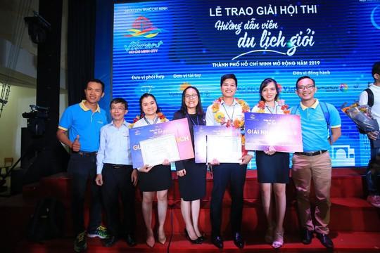 Hướng dẫn viên Lữ hành Saigontourist thể hiện xuất sắc tại Hội thi Hướng dẫn viên TP HCM - Ảnh 7.