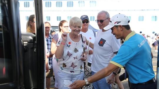 Hướng dẫn viên Lữ hành Saigontourist thể hiện xuất sắc tại Hội thi Hướng dẫn viên TP HCM - Ảnh 8.