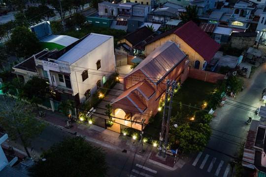 Ngôi nhà cửa vòm độc đáo ở Trà Vinh - Ảnh 16.