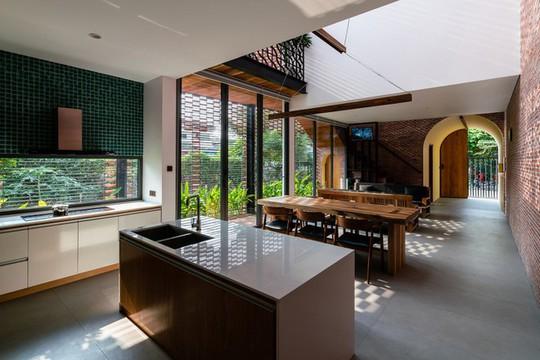 Ngôi nhà cửa vòm độc đáo ở Trà Vinh - Ảnh 7.