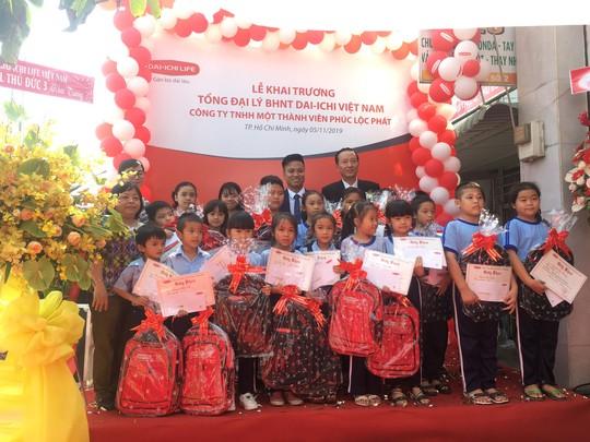 Dai-ichi Việt Nam mở thêm Văn phòng Tổng Đại lý tại TP HCM - Ảnh 1.