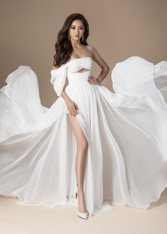 Sau khi bị chê béo, Lương Thuỳ Linh xuất hiện xinh đẹp trên trang chủ Miss World - Ảnh 4.