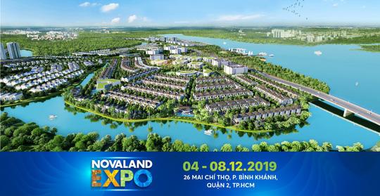 Nắm bắt xu hướng - Nhận diện cơ hội với Novaland Expo 12-2019 - Ảnh 1.