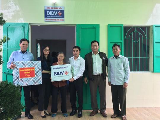 BIDV trao tặng nhà ở cho người nghèo tại Thái Bình - Ảnh 2.