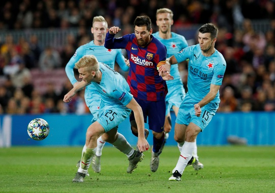 Truyền thông châu Âu khẳng định Messi giành Quả bóng vàng 2019 - Ảnh 3.