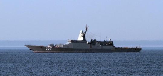 """Nga triển khai tên lửa """"bất khả chiến bại"""" lên tàu hải quân - Ảnh 2."""