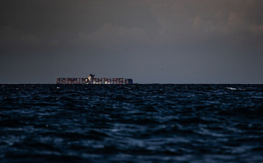 Người đầu tiên chinh phục eo biển nguy hiểm bậc nhất thế giới - Ảnh 4.
