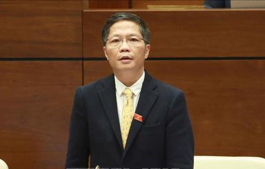 Bộ trưởng Trần Tuấn Anh thừa nhận có lỗ hổng pháp lý để lọt bản đồ đường lưỡi bò - Ảnh 1.