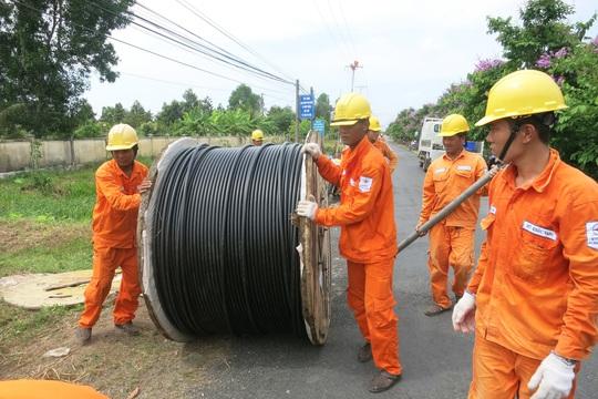 Đồng Tháp: Dồn lực đưa điện lưới quốc gia về vùng sâu, vùng xa - Ảnh 2.