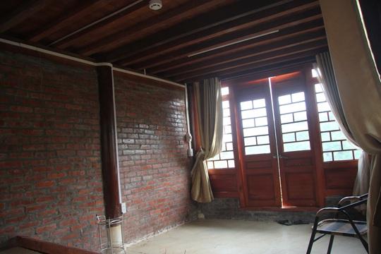 Cận cảnh công trình bí mật trên núi ở Lạng Sơn nghi là phim trường của nhóm người Trung Quốc - Ảnh 8.