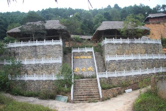 Cận cảnh công trình bí mật trên núi ở Lạng Sơn nghi là phim trường của nhóm người Trung Quốc - Ảnh 26.