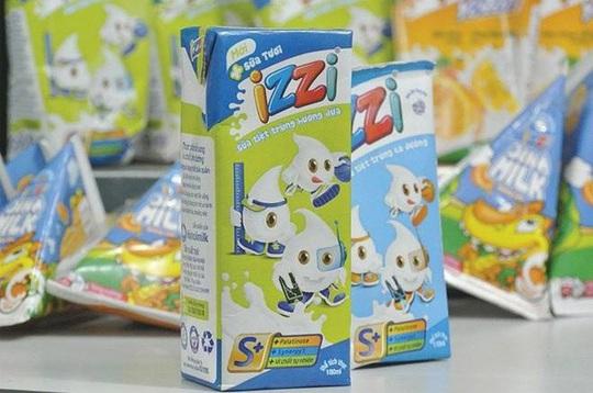 Cha đẻ sữa IZZI lún sâu trong khó khăn, cổ phiếu bị ngừng giao dịch - Ảnh 1.