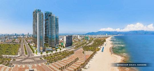 Mở bán chính thức tòa căn hộ ven biển ấn tượng tại Việt Nam - Ảnh 1.