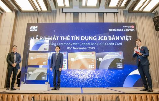 Ngân hàng Bản Việt tung bộ 3 thẻ tín dụng ưu đãi vượt trội - Ảnh 1.