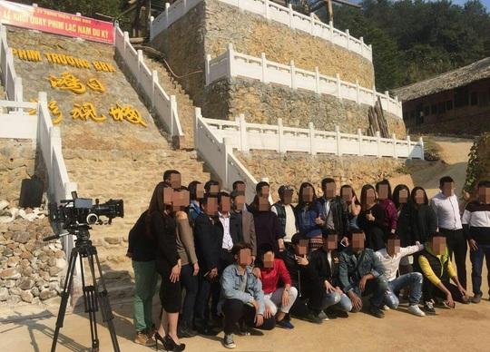 Xác định tên phim mà nhóm người Trung Quốc ghi hình ở công trình bí ẩn trên núi Lạng Sơn? - Ảnh 1.