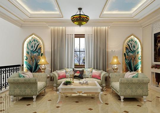 Mẫu phòng khách đẹp cho căn hộ chung cư - Ảnh 4.