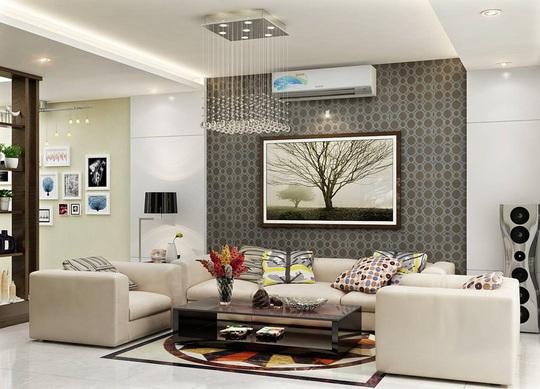 Mẫu phòng khách đẹp cho căn hộ chung cư - Ảnh 9.