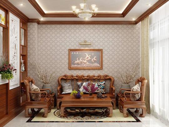 Mẫu phòng khách đẹp cho căn hộ chung cư - Ảnh 10.