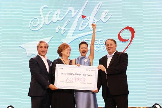 Ngô Thanh Vân và ê-kíp gây quỹ hơn 14,5 tỉ đồng - Ảnh 5.