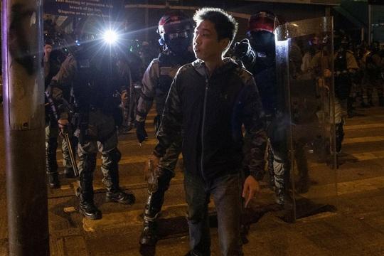 Trung Quốc cáo buộc cao ủy nhân quyền LHQ gây bất ổn Hồng Kông - Ảnh 4.
