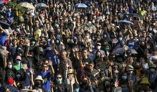 Trung Quốc cáo buộc cao ủy nhân quyền LHQ gây bất ổn Hồng Kông - Ảnh 2.