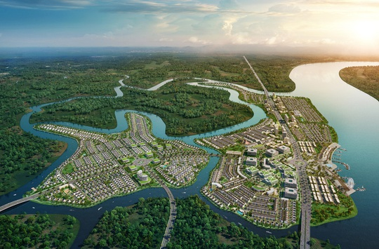 Đô thị sinh thái thông minh tiếp tục là tâm điểm đầu tư dịp cuối năm - Ảnh 3.