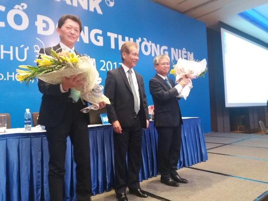 Cổ đông Nhật Bản SMBC bất ngờ rút người đại diện tại Eximbank - Ảnh 1.