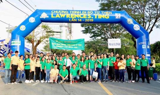 Mai Linh – 14 năm đồng hành cùng chương trình Đi bộ Lawrence S.Ting - Ảnh 1.