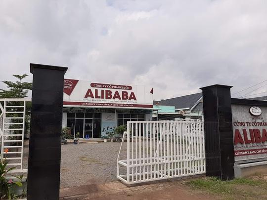 Làm rõ 4 văn bản của huyện Long Thành liên quan Alibaba - Ảnh 1.