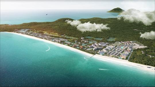 Ra mắt 921 căn hộ khách sạn nghỉ dưỡng Vinpearl Grand World Condotel - Ảnh 1.