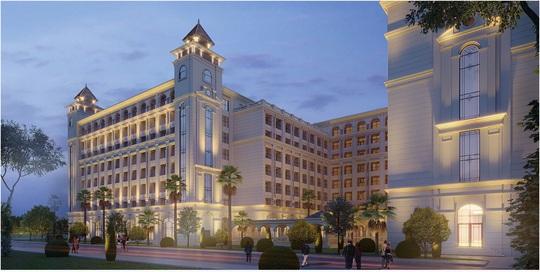 Ra mắt 921 căn hộ khách sạn nghỉ dưỡng Vinpearl Grand World Condotel - Ảnh 3.