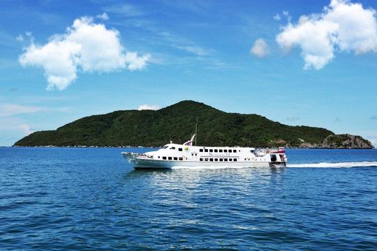 Superdong khai trương tuyến tàu cao tốc Phú Quốc - Nam Du - Ảnh 1.
