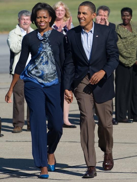 Mặc đồ đẹp như bà Michelle Obama dễ hay khó? - Ảnh 4.