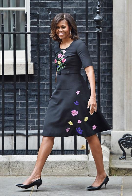 Mặc đồ đẹp như bà Michelle Obama dễ hay khó? - Ảnh 5.
