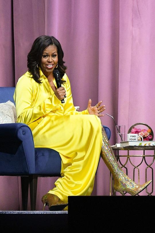 Mặc đồ đẹp như bà Michelle Obama dễ hay khó? - Ảnh 8.