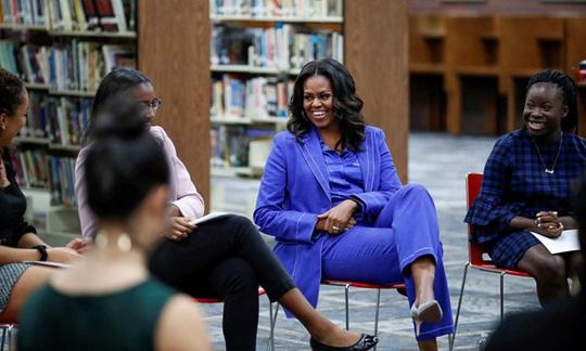 Mặc đồ đẹp như bà Michelle Obama dễ hay khó? - Ảnh 10.