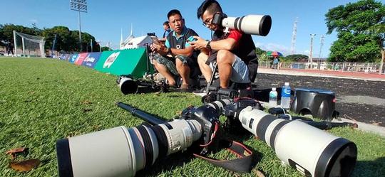Nhà báo thời SEA Games - Ảnh 2.
