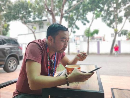 Nhà báo thời SEA Games - Ảnh 7.