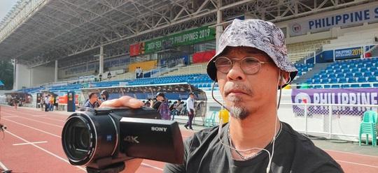 Nhà báo thời SEA Games - Ảnh 13.