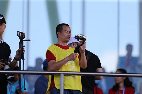 Nhà báo thời SEA Games - Ảnh 11.