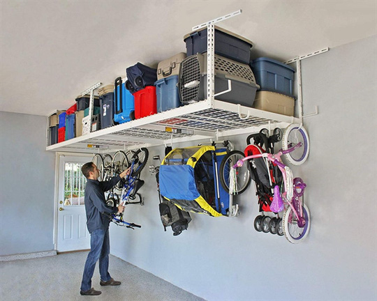 10 ý tưởng tạo nên nhà kho mini cho không gian nhỏ hẹp - Ảnh 1.