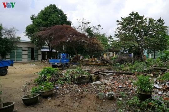 Nhiều dự án ở Quảng Ngãi chậm tiến độ - Ảnh 1.