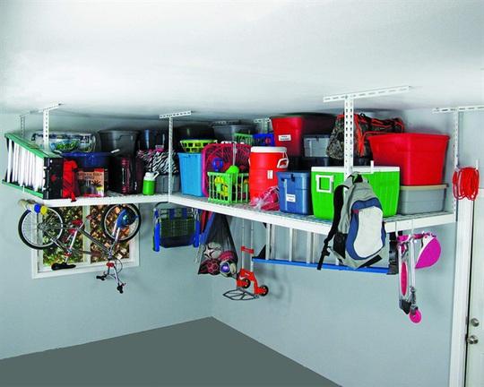 10 ý tưởng tạo nên nhà kho mini cho không gian nhỏ hẹp - Ảnh 3.