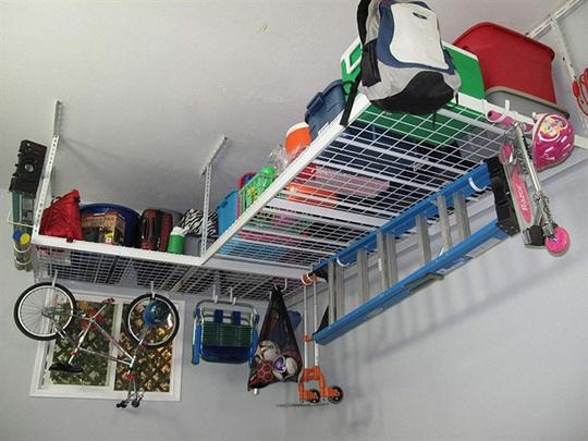 10 ý tưởng tạo nên nhà kho mini cho không gian nhỏ hẹp - Ảnh 4.