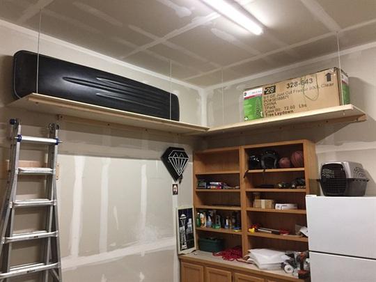 10 ý tưởng tạo nên nhà kho mini cho không gian nhỏ hẹp - Ảnh 10.